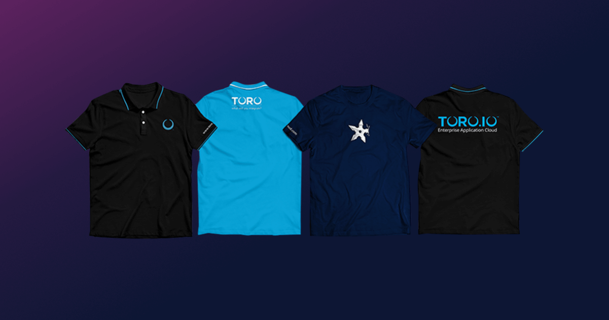 The evolution of the TORO t-shirt