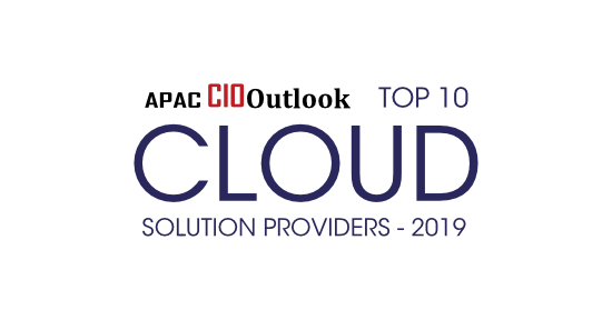 APAC CIOoutlook Certificate of Recognition awarded to Toro Cloud
